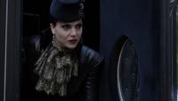 6x14 Reine Regina sortie carosse recherche Blanche-Neige