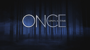 Once Upon a Time logo titlecard générique épisode 1x12
