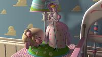 Toy Story 1995 statuette Bo Peep bergère moutons