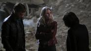 1x05 Emma Swan Graham Humbert Regina Mills dos reproches dernière avertie