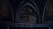6x22 Reine Regina Sérum dissociée sacrifice balcon Palais sombre attente