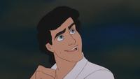 La Petite Sirène (Disney) 1989 Prince Éric poing conviction certitude recherche amour coup de foudre