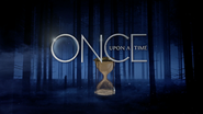 Once Upon a Time logo titlecard générique épisode 6x05