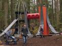 Portal-Spielplatz