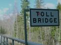 Portal-Zollbrücke