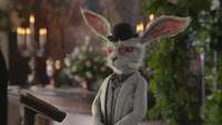 W1x13 Percy Lapin Blanc officiant