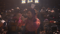 1x17 Jefferson Chapelier Fou chapeaux magiques essais emprisonnement tâche sentence condamnation échecs folie supplication fonctionnement