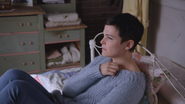 2x17 Mary Margaret Blanchard lit réflexion
