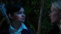 3x02 Emma Swan Mary Margaret Blanchard véritable prénom lien de parenté