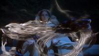 5x05 Emma Swan magie blanche noire lumière ténèbres
