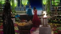 6x19 Fée Bleue Fiona Lily la Tigresse coeur Caveau Fées téléportation