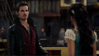 4x15 Killian Jones Capitaine Crochet Ursula proposition alliance aide
