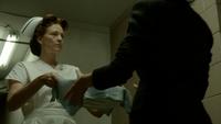 6x03 Infirmière Ratched lasagnes Regina Mills hôpital psychiatrique