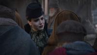 6x14 Reine Regina visage paysans discours