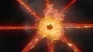 7x10 Sort noir explosion fatale