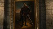 6x10 Baelfire Neal Cassidy chevalier prince peinture portrait souvenir mémoire