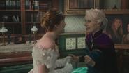 4x11 Anna robe de mariée mariage Elsa Reine des Neiges d'Arendelle excitation odeur chocolat