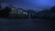 1x10 Palais royal nuit lumières montagne lac
