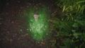 3x08 Peter Pan poupée de paille poussière poudre de fée lumière lueur verte