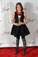 Milli Wilkinson Joey Awards 2014