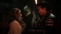 2x09 Aurore Mulan remerciement sourires