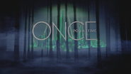 Once Upon a Time logo titlecard générique épisode 3x20