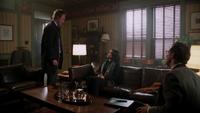 2x05 Dr Whale intrusion cabinet Dr Hopper Regina Mills