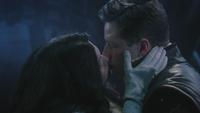 3x19 Prince Charmant David Blanche-Neige baiser Véritable Amour