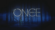 Once Upon a Time logo titlecard générique épisode 4x15