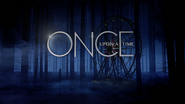 Once Upon a Time logo titlecard générique épisode 6x12