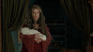 7x07 Dame Mère Gothel Alice bébé bras révélation