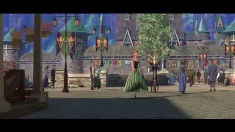 La Reine des Neiges - Le Renouveau