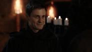 6x16 Gideon sourire évasion