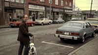 1x17 Dr Archie Archibald Hopper salue Regina Mills maire Pongo rues Storybrooke malédiction