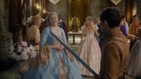 6x10 Reine Blanche-Neige Prince Henry épée famille assez battue anniversaire Emma
