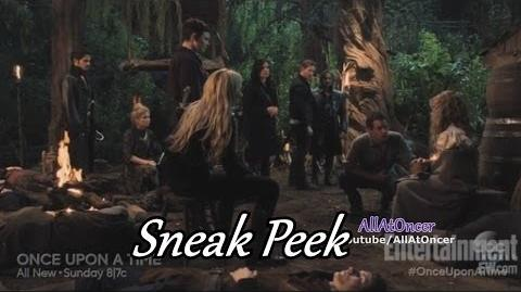 """Once Upon A Time 3x08 Sneak Peek 1 """"Think Lovely Thoughts"""" Wendy & Peter Pan's Secret"""