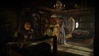 6x03 Ella souillon robe cendres Clorinda Tisbe Madame de Trémaine surnom Cendrillon