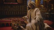 6x05 Sultan Palais d'Agrabah salle du trône jouets