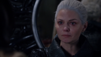 5x11 Emma Swan choix sacrifice pleurs larmes