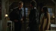 6x10 David Nolan Killian Jones Jasmine loft Blanchard recherche plan vaincre Méchante Reine Regina Sérum