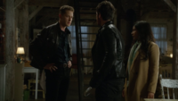 6x10 David Nolan Killian Jones Jasmine loft Blanchard recherche plan vaincre Méchante Reine Regina Sérum