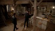 4x08 Killian Jones Capitaine Crochet David Nolan Mary Margaret Blanchard recherches Emma Swan appartement loft