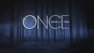Once Upon a Time logo titlecard générique épisode 2x03