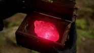 2x05 Coeur foret enchantée gants boite