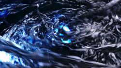 5x10 ténèbres éclair bleu