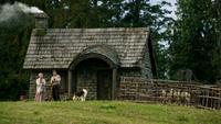 6x07 ferme de Ruth bergerie Prince David berger Wilby moutons