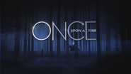 Once Upon a Time logo titlecard générique épisode 1x08