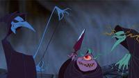 Ciseaux Moires Disney