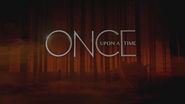 Once Upon a Time logo titlecard générique épisode 5x12