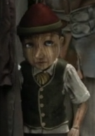 Pinocho muñeco